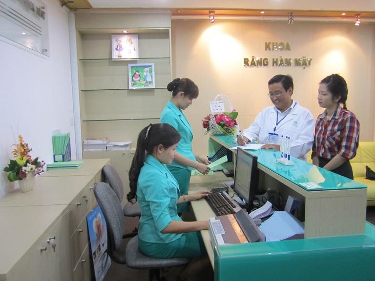Khoa răng hàm mặt tại Bệnh viện An Sinh