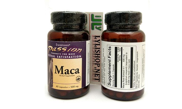 thuốc lepidium meyenii