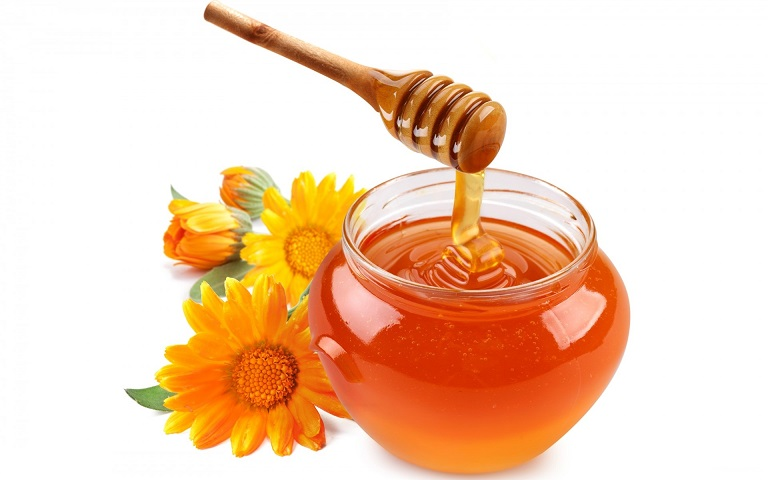 Mật ong có đặc tính kháng khuẩn và kháng vi rirus