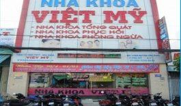 Nha khoa Việt Mỹ có trụ sở chính ở Quận 7, TP Hồ Chí Minh