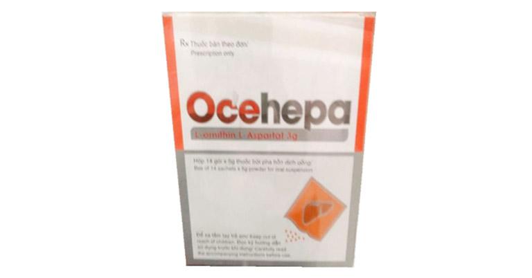 tác dụng của thuốc ocehepa