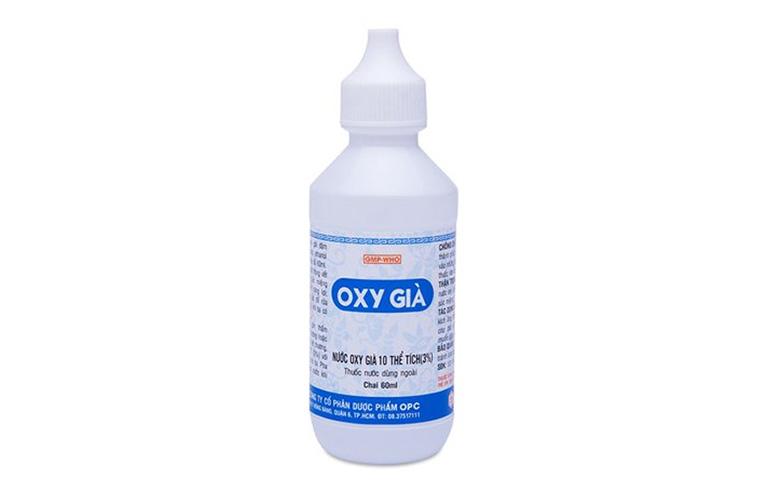 oxy già tẩy lông