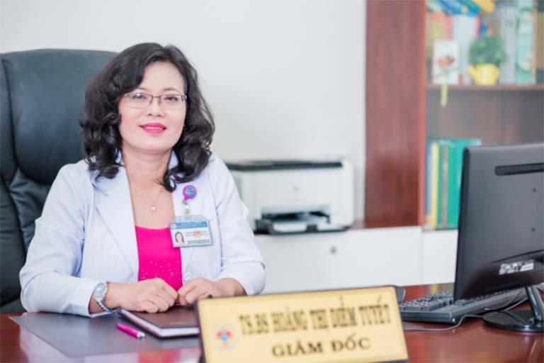 Phòng khám Bác sĩ Hoàng Thị Diễm Tuyết - Chuyên Sản phụ khoa