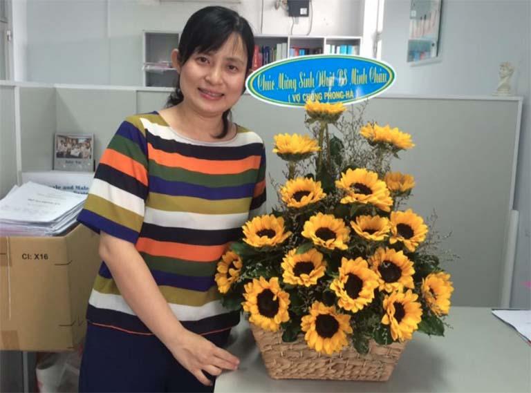Phòng khám Bác sĩ Lê Thị Minh Châu