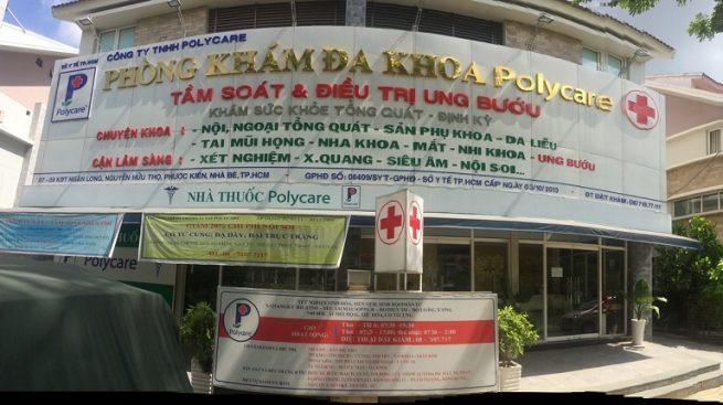 Phòng khám Đa khoa PolyCare - Phước Kiển, Nhà Bè, TP HCM