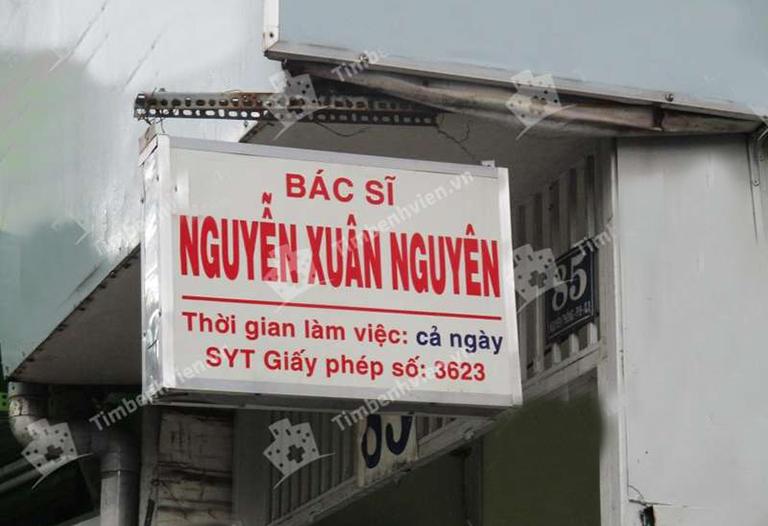 Phòng khám Bác sĩ Nguyễn Xuân Nguyên - Nội tổng hợp