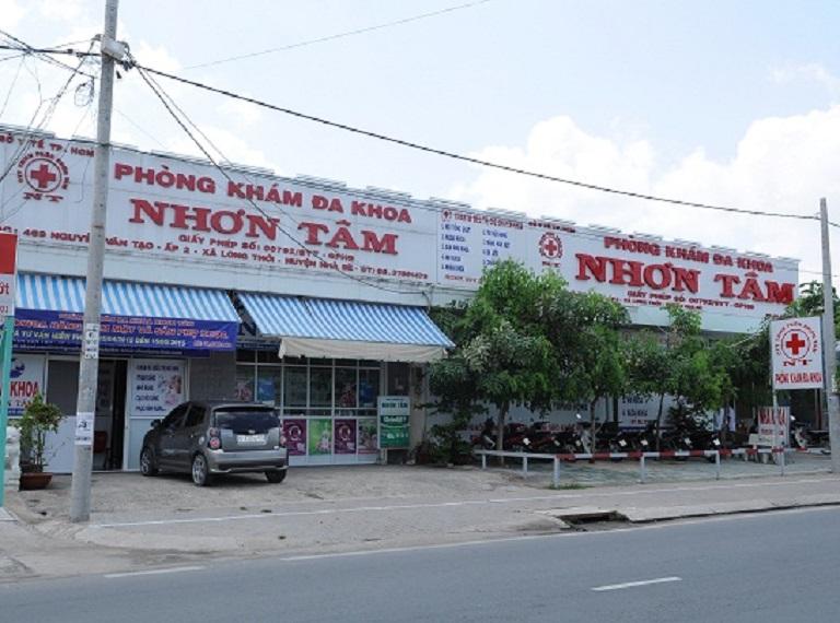 Phòng khám Đa khoa Nhơn Tâm - Nhà Bè