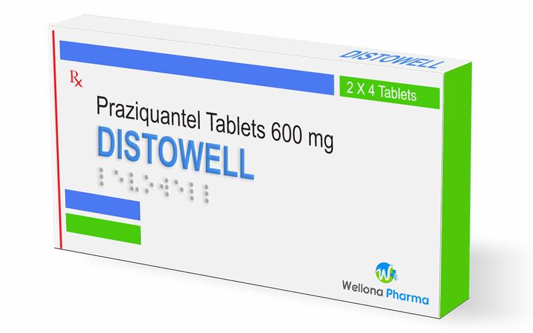 Thuốc Praziquantel