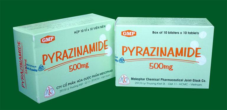 pyrazinamide 400mg
