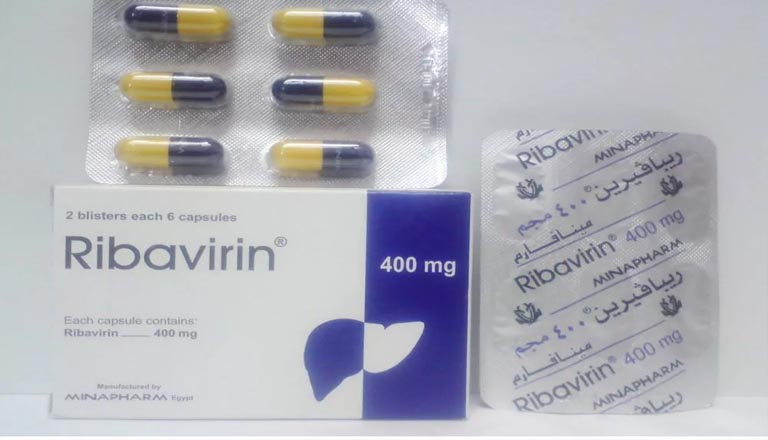 thuốc Ribavirin