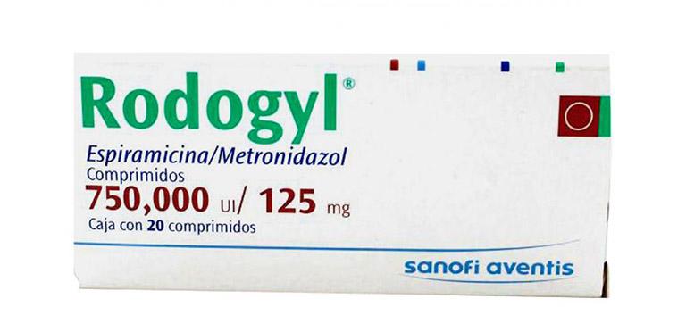 thuốc rodogyl màu trắng