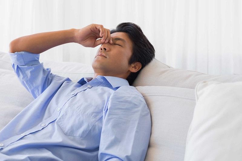 Mất máu có thể khiến người bệnh suy nhược cơ thể, về lâu dài có thể khiến bạn tử vong