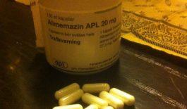 Thuốc alimemazin có phải là kháng sinh không?