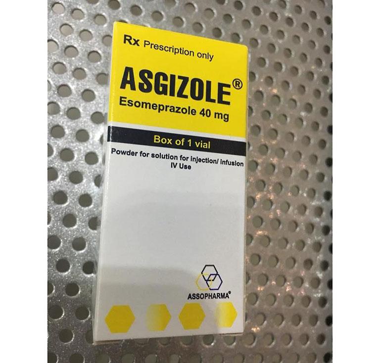 Thông tin về liều dùng, cách sử dụng và giá thuốc asgizole esomeprazole 20mg