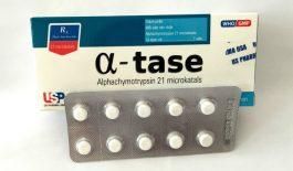 Thuốc a-tase điều trị viêm đau do chấn thương thể thao, bong gân,...