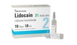 Thuốc Lidocain là thuốc dùng để gây mê và điều trị rối loạn nhịp tim.