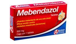Thuốc Mebendazol là thuốc diệt giun đường ruột.