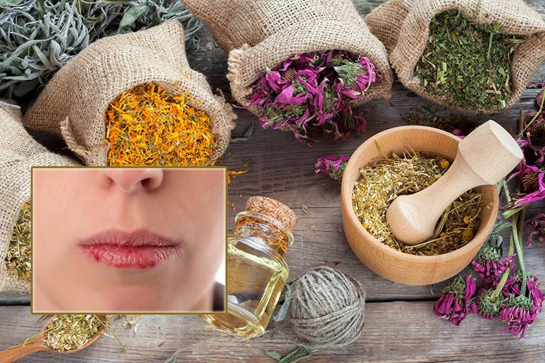 6 cách trị chàm môi theo dân gian