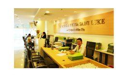 Trung tâm Y khoa Saint Luke tọa lạc tại địa phận quận 7, Thành phố Hồ Chí Minh.