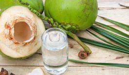 Tìm hiểu cách chữa trào ngược dạ dày bằng nước dừa