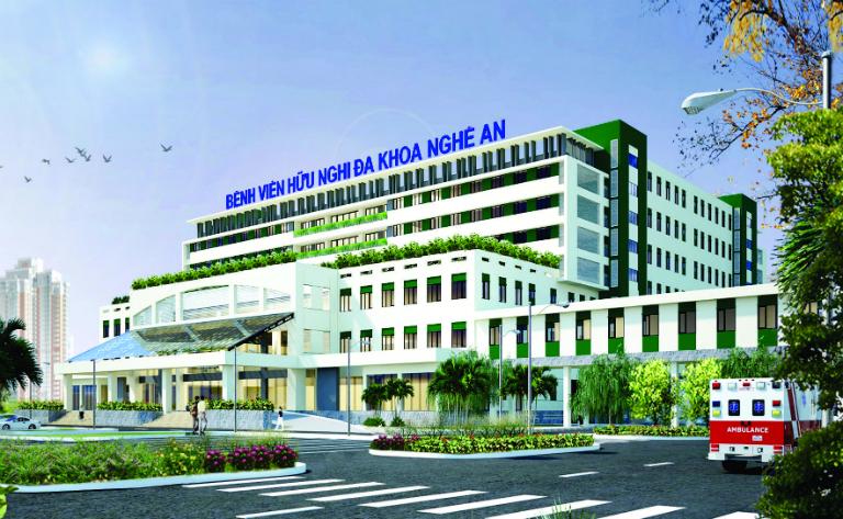 Bệnh viện Hữu nghị Đa khoa Nghệ An là một cơ sở khám và điều trị bệnh trĩ uy tín tại khu vực Nghệ An.