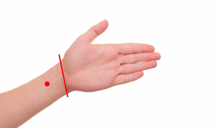 chữa trào ngược dạ dày thực quản bằng cách bấm huyệt