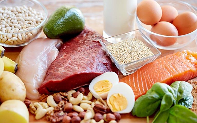 Các thực phẩm nên sử dụng khi bị zona thần kinh