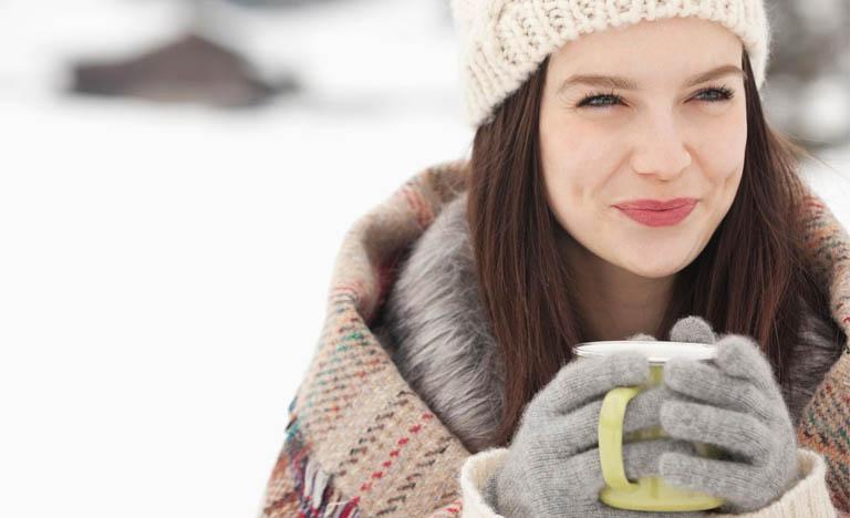 tại sao mùa đông dễ bị viêm họng
