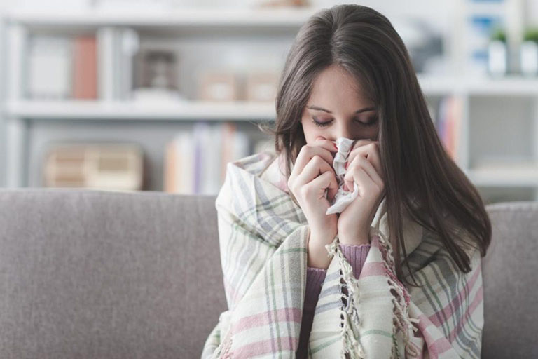 trị viêm mũi dị ứng bằng đông y