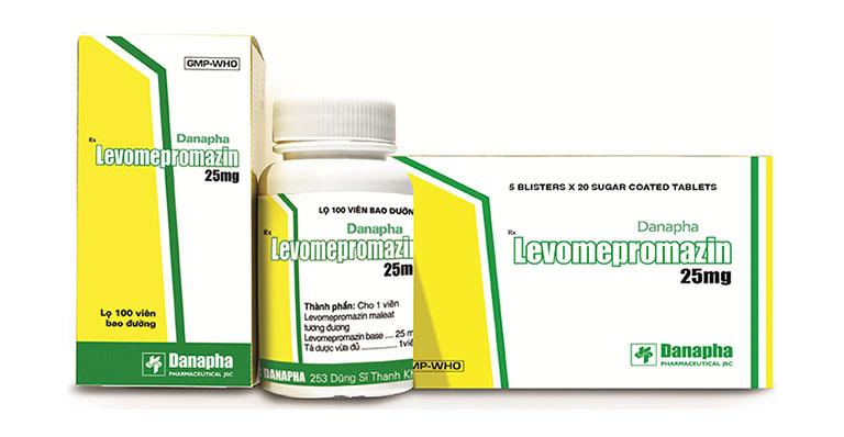 thuốc levomepromazin