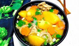 Các món ăn tốt cho người bị viêm họng
