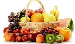 Người bệnh trĩ nên ăn một số loại trái cây như táo, lê, chuối,... để cải thiện tình trạng bệnh.
