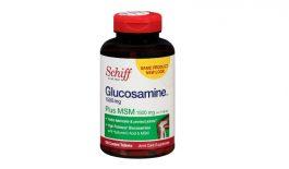Thuốc Glucosamin (Glucosamine) có công dụng tái tạo xương khớp, giảm đau nhẹ. Người bệnh thoát vị đĩa đệm có thể dùng thuốc Glucosamin.