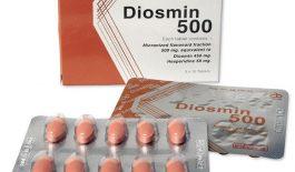 Thông tin cần biết về thuốc Diosmin Stada 500mg
