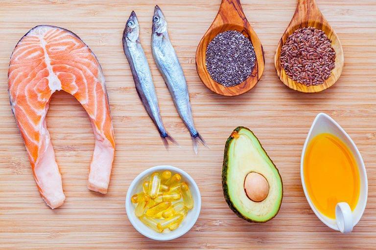 Thực phẩm giàu omega - 3