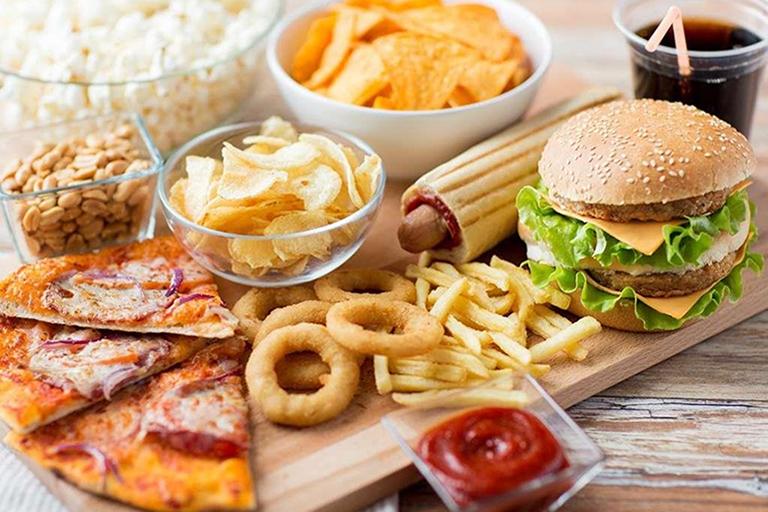Thực phẩm làm giảm hấp thụ canxi