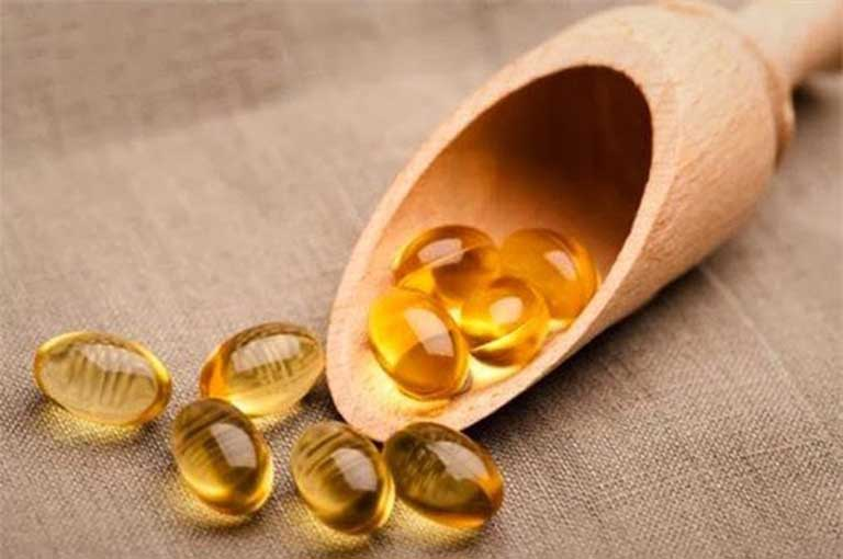 trị rạn sa sau sinh bằng vitamin E