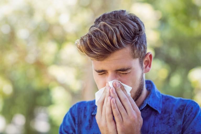 Tình trạng tiến triển của bệnh viêm mũi dị ứng và viêm xoang