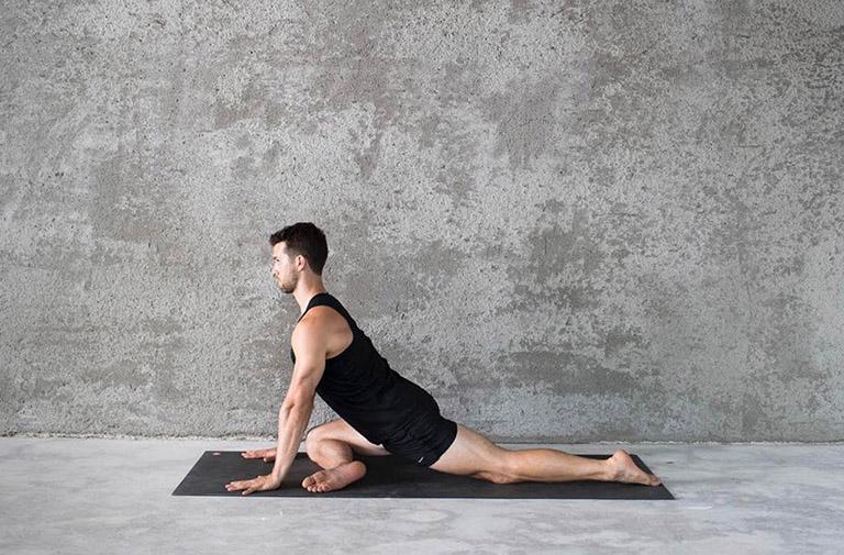 yoga chữa thận yếu