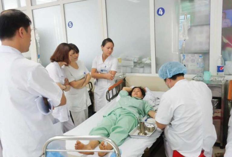 Thời gian làm việc tại Bệnh Viện Đa khoa Nông Nghiệp