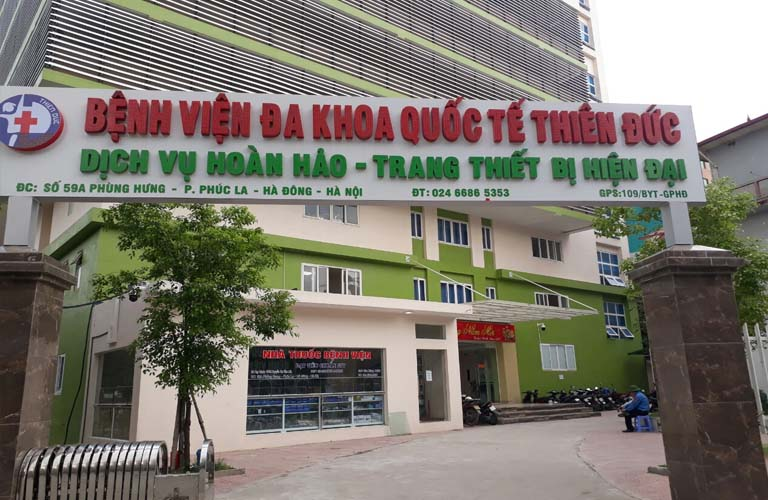 Bệnh viện Đa khoa Quốc tế Thiên Đức