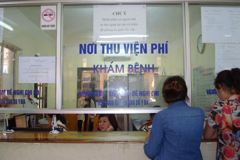 Thời gian làm việc tại Bệnh viện Da liễu Hà Nội