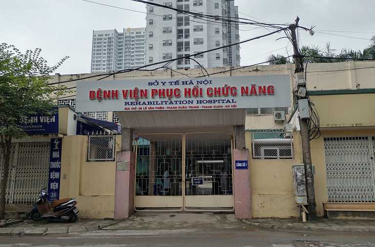 Bệnh viện Phục hồi chức năng Hà Nội