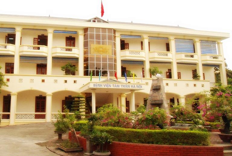 Bệnh viện Tâm thần Hà Nội