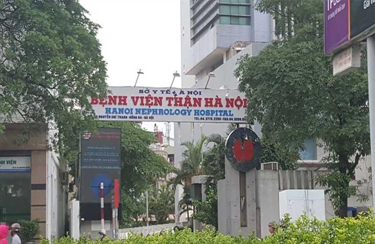 Bệnh viện Thận Hà Nội