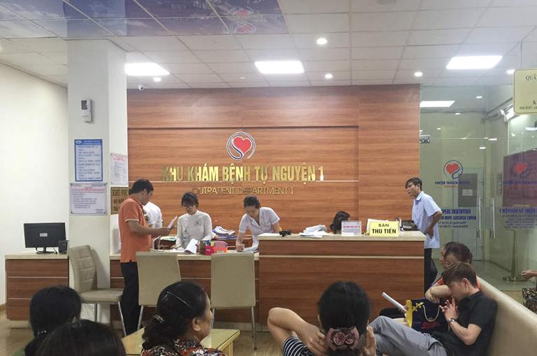 Giới thiệu Bệnh viện Tim Hà Nội
