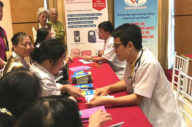 Quy trình khám chữa bệnh tại Bệnh viện Tim Hà Nội