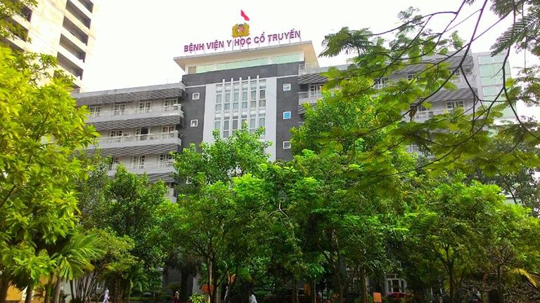 Bệnh viện Y học cổ truyền Bộ Công an tọa lạc tại số 278 Lương Thế Vinh, phường Trung Văn, quận Nam Từ Liêm, thành phố Hà Nội