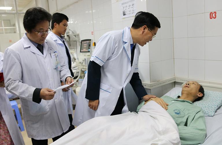 Thời gian làm việc tại Bệnh viện Y học cổ truyền Trung ương
