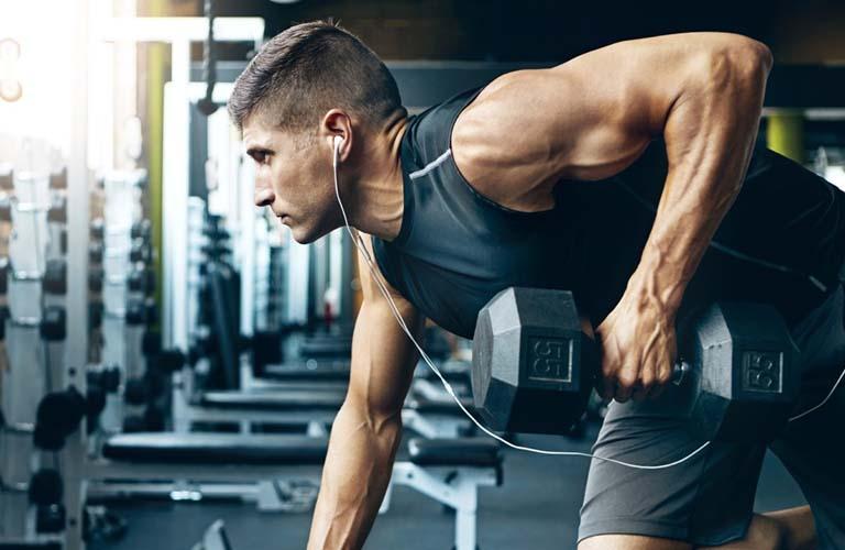 bị gai cột sống có nên tập Gym